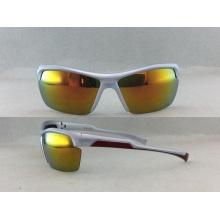 2016 Ventas calientes y estilo de moda de las gafas para las gafas de sol de los deportes de los hombres (P10008)