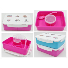 heated lunch box, school lunch box, custom printed lunch box, lunch box keep food hot