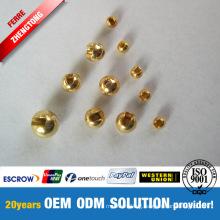 High-Density Tungsten Beads Fishing Sinker