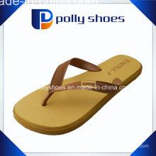 Beach Animalia Women′s Flip Flop Sandals Brown Size 9