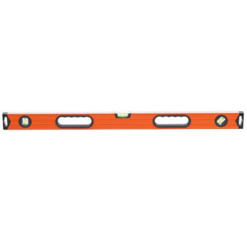 Ribbed Box Level mit flachen Endkappen (700811)