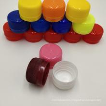 colorful Plastic Bottle Cap customizable for bottles Size varied