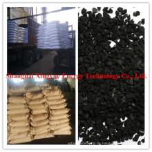 Hersteller anthrazitkohlebasierte Partikel sphärische Aktivkohle zum Verkauf