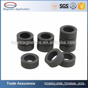 Cheap Y35 ferrite ring speaker magnet (ROHS)