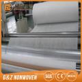 rolos enormes da tela do não-tecido fornecimento da fábrica do rolo da tela de rayon de 100%
