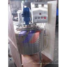 50L Small Milk Pasteurization Equipment