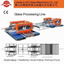Fabricante de vidro duplo de vidro Horizontal, máquina de afiação de processamento