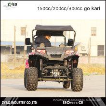 4X4 UTV utilitário veículo 150cc / 200cc / 300cc motor com 10 polegadas de liga de roda
