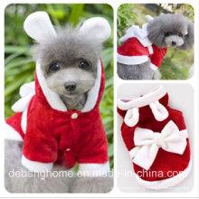 Ткань для рождественских собак Дешевая удобная ткань для собак