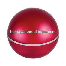 Bola de acrílico envase de embalaje de cosméticos