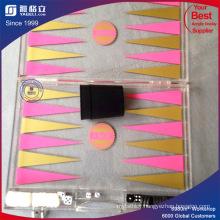 Acrylic Clear Tray Box, Makeup Organizer