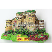 Personality castle fridge magnets