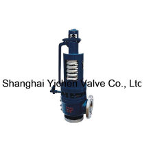 Válvula de seguridad con radiador (HYA48SH)