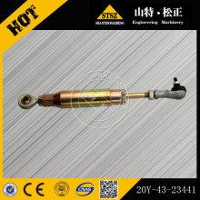 Komatsu spare parts PC200-7 excavator fuel control spring ass'y 20Y-43-23441