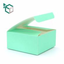 изготовленное на заказ печатание лицевой маски упаковывая конца вытачки складывая коробка