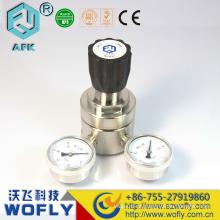 6000PSI SS316L Regulador de pressão de irrigação