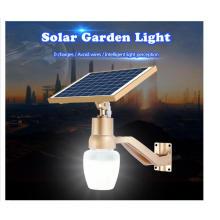 2016 venta caliente Gold Solar Garden Lamp