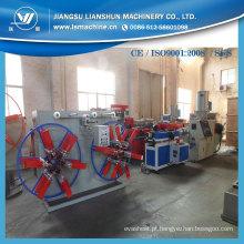 Parede simples de PP/PE/PVC tubo corrugado máquina/PVC tubulação que faz a máquina