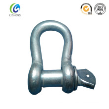 Nous type drop forge ancre shackle