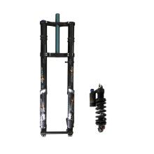 KKE Fat Tire 150mm front fork electric bike kit , for snow bike