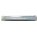 180 degrés UL CE Listed 15W LED 2G11 Tube light