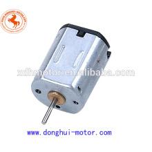 Actuador de cerradura de puerta de motor de 12V DC y máquina de afeitar eléctrica FF-N20