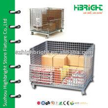 Supermarket stillage container