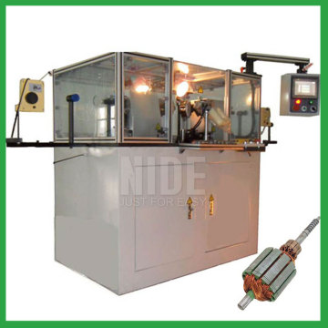 Power tool armature winding equipment machine