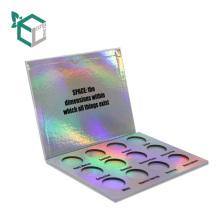 Kundenspezifische Logo und Design Printing Karton Eyeshadow Box
