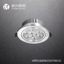 9W LED Deckenleuchte 900lm