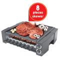 Gril électrique multifonction, Pizza Maker, brochettes