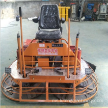 enjin float mesin konkrit Ride-on Power trowel