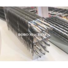 máquina de processamento de permutadores de calor