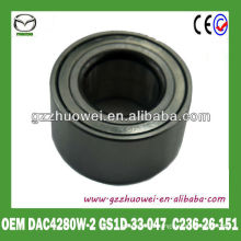 Different Types of Bearing , NSK Bearing For MAZDA 6 GH Front GS1D-33-047