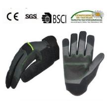 New Design Heavy-Duty Mechanical Gloves/Work Safety Gloves
