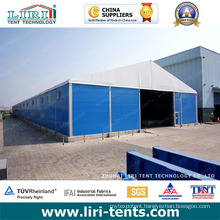 Temporary Warehouse Structures 50 X 170m for Storage and Work Shop