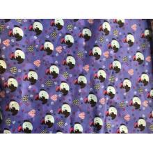 Multi-pattern Satin Printed Fabric