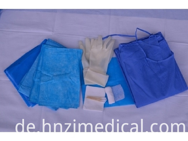 Single-use Obstetric Package Medical