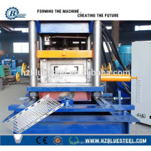 Highg Speed Automatic Cable Tray Plank Making Machine , Cable Tray Roll Forming Machine