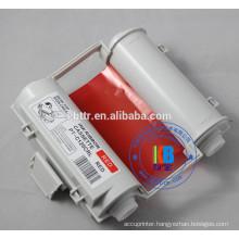 Max bepop red ink ribbon 120mm*55m for CPM-100HG3C sign marking machine printer