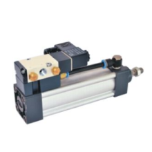 ESP pneumatic SUF Series double acting cylinder valve combination