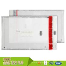 Preço de fábrica Strong Sepcial Personalizado Steb Segurança Mailer Tamper Evident