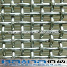 Acero al carbono de alta calidad de alambre ondulado de malla fabricante