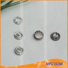 Зажимная кнопка / захват с металлической крышкой MPC1039
