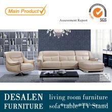 2016 High Quality Modern Leather Sofa (2108)