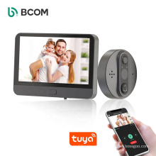 """china factory supplier 4.3"""" TFT LCD wireless video intercom for hom"""