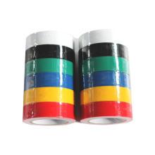 Fita adesiva de isolamento elétrico de PVC