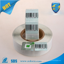 Etiqueta suave 4040 de la etiqueta NFC de la etiqueta rf de EAS para la venta