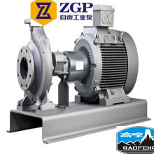 OH end suction single stage centrifugal pumps