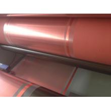 OPP / ПВХ / полиэтиленовая пластиковая печатная машина для горячего ламинирования